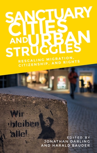 Sanctuary cities and urban struggles