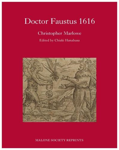 Dr Faustus 1616