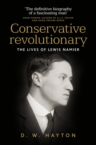 Conservative revolutionary