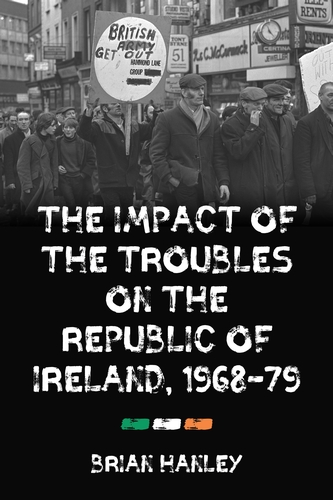 The impact of the Troubles on the Republic of Ireland, 1968–79