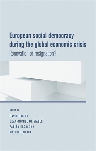 European social democracy during the global economic crisis