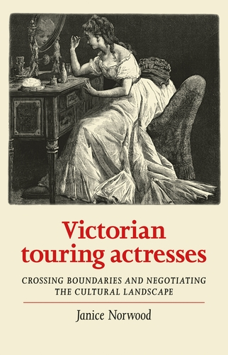 Victorian touring actresses