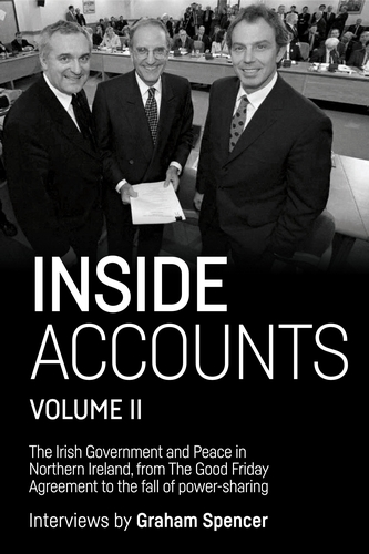 Inside Accounts, Volume II