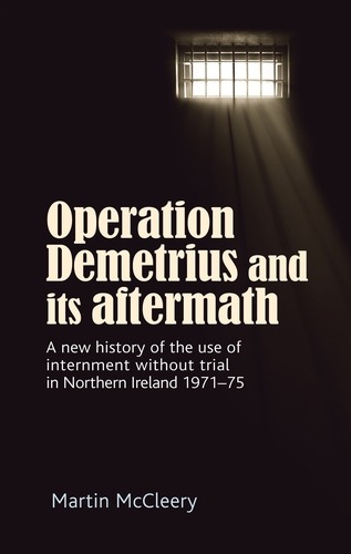 Operation Demetrius and its aftermath
