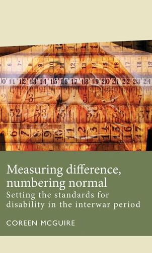 Measuring difference, numbering normal
