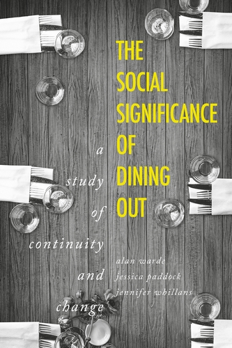 The social significance of dining out