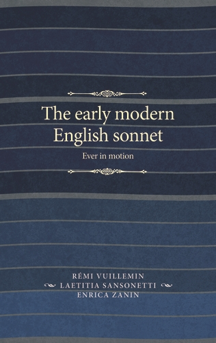 The early modern English sonnet