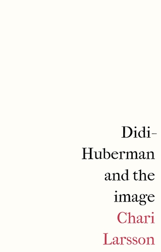 Didi-Huberman and the image