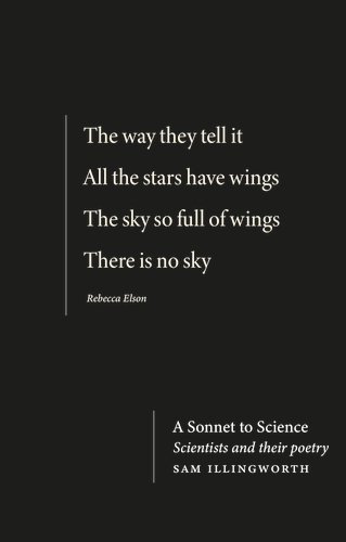 A sonnet to science