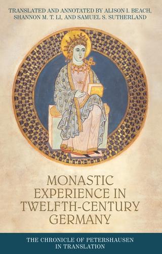 Monastic experience in twelfth-century Germany