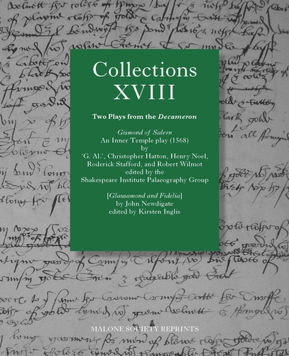 Collections XVIII