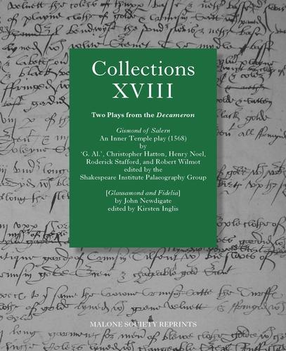 Collections XVIII