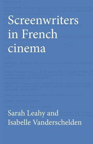 Screenwriters in French cinema