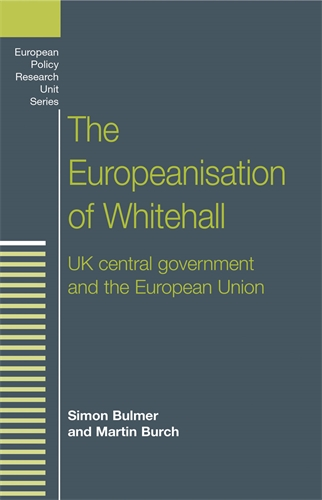 The Europeanisation of Whitehall