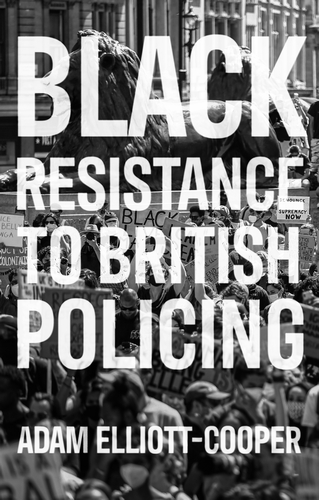 Black resistance to British policing