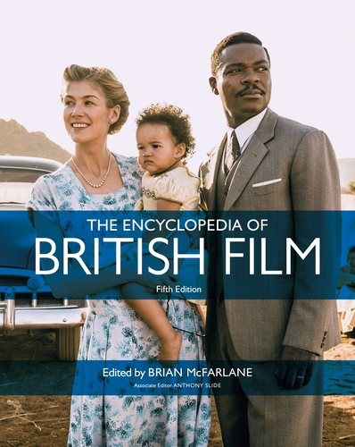 The Encyclopedia of British Film