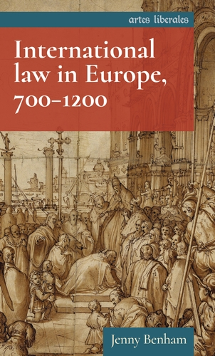 International law in Europe, 700-1200