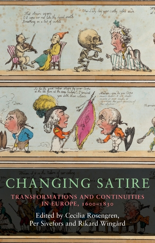 Changing satire