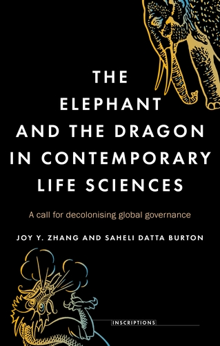 The elephant and the dragon in contemporary life sciences
