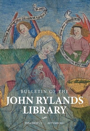 Bulletin of the John Rylands Library 97/2