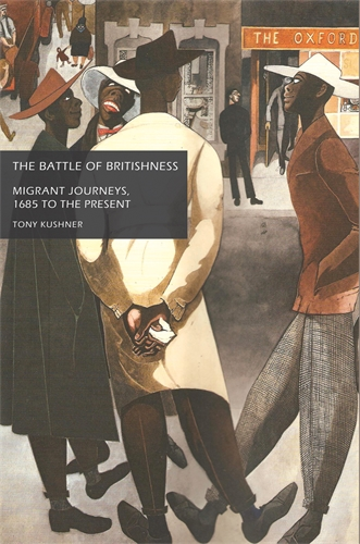 The battle of Britishness
