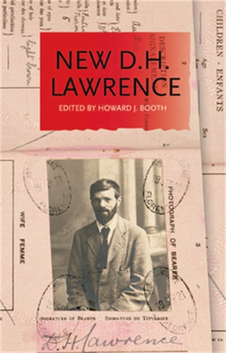 New D.H. Lawrence