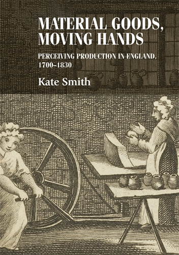 Material goods, moving hands