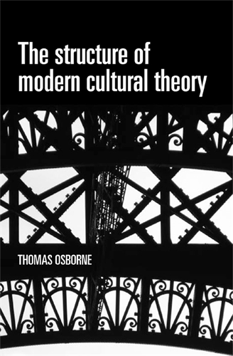 The structure of modern cultural theory