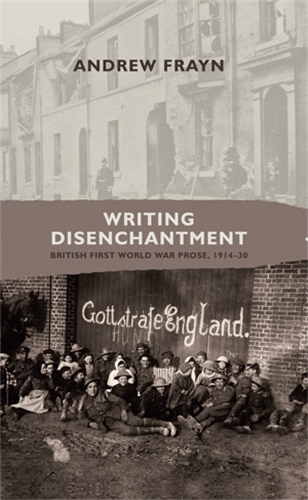 Writing disenchantment