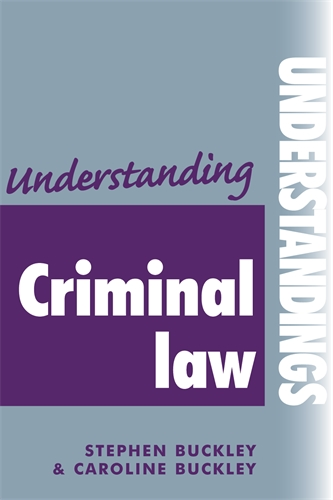 Understanding criminal law
