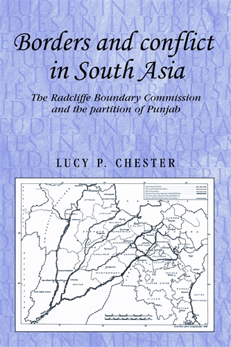 Borders and conflict in South Asia