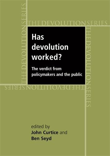 Has devolution worked?