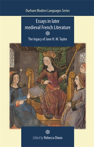 Essays in later medieval French literature