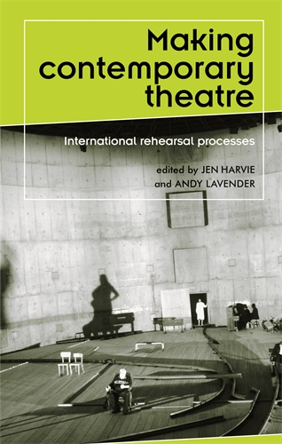 Making contemporary theatre
