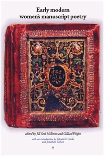 Early modern women's manuscript poetry