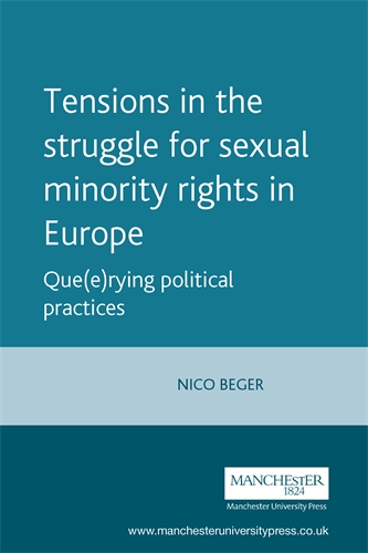 Tensions in the struggle for sexual minority rights in Europe