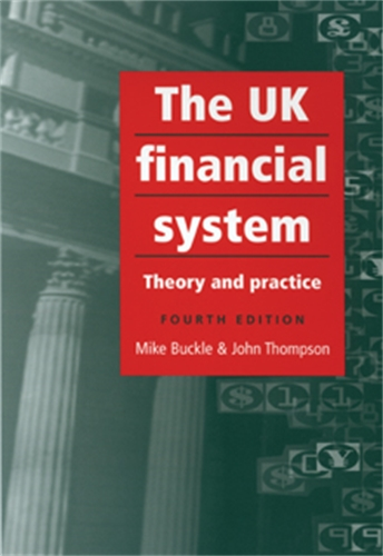 The UK financial system