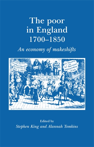 The poor in England 1700–1850