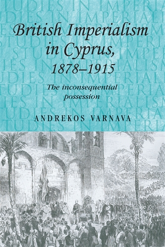 British imperialism in Cyprus, 1878–1915
