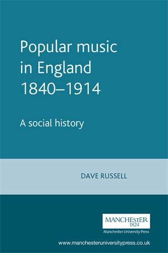 Popular music in England 1840–1914