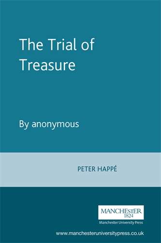 The Trial of Treasure