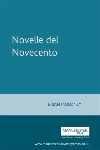 Novelle del Novecento