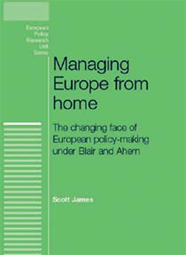 Managing Europe from Home