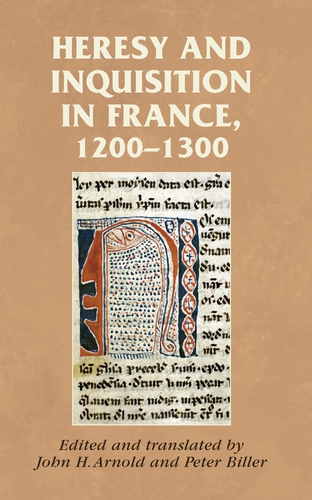 Heresy and inquisition in France, 1200–1300