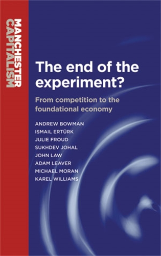 The end of the experiment?