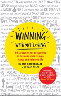 Winning Without Losing Book Jacket
