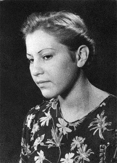 Marie Jalowicz-Simon