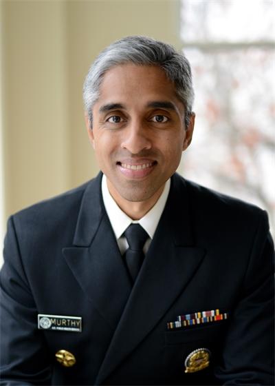 Vivek H Murthy