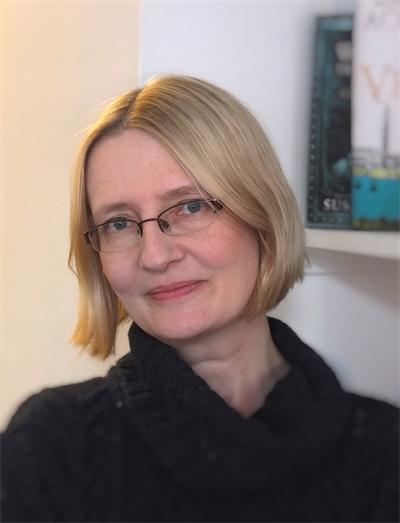 Janice Hallett